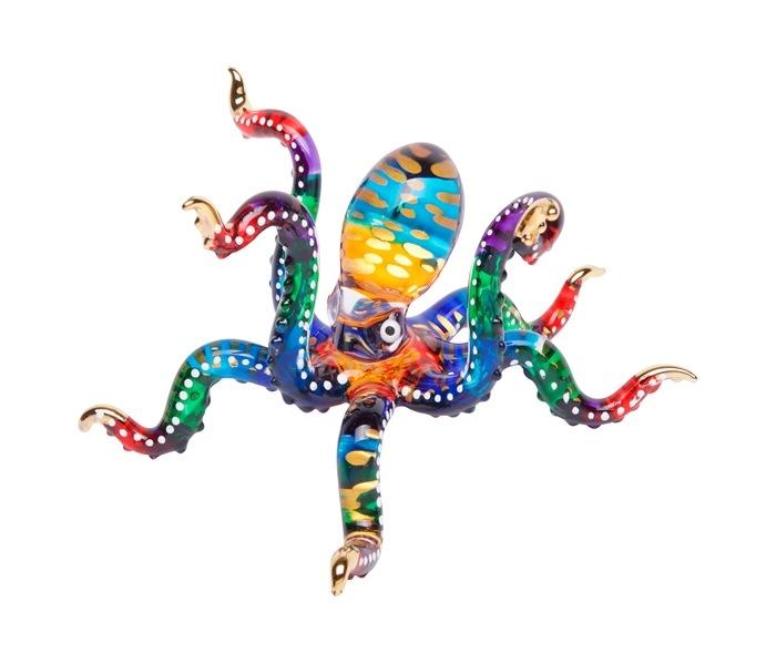 Blæksprutte, Medium