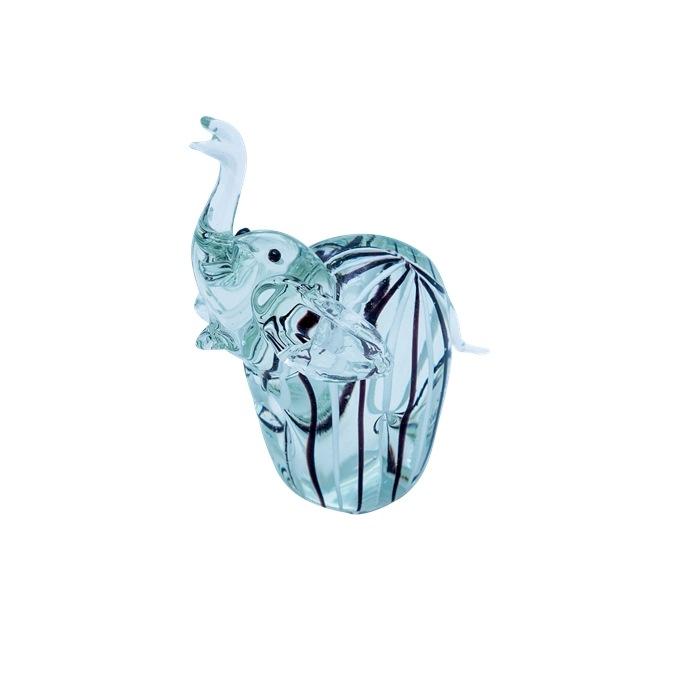 Glaselefant, lille