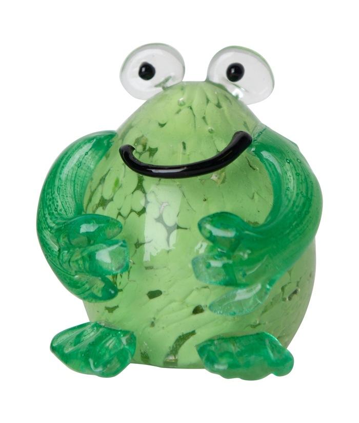 Glasfrø lille, Grøn