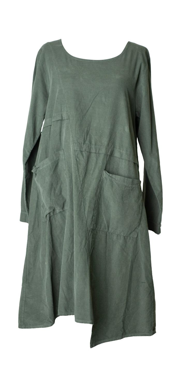 Kjole, Fløjl, Army