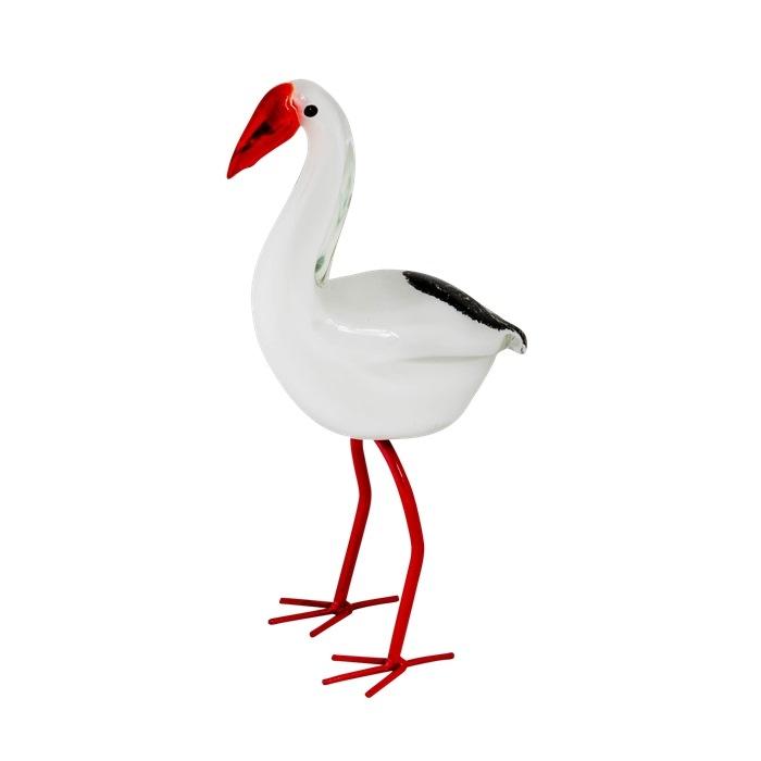 Stork på ben