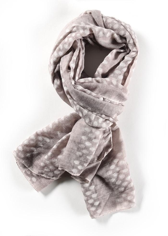 Tørklæde, Vaflet, Lavendel