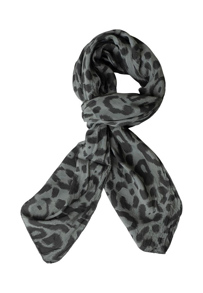 Tørklæde silke/bomuld, Camouflage, Army
