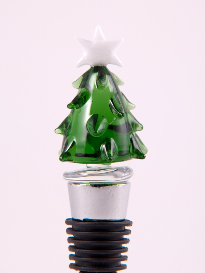 Vinprop, m/juletræ